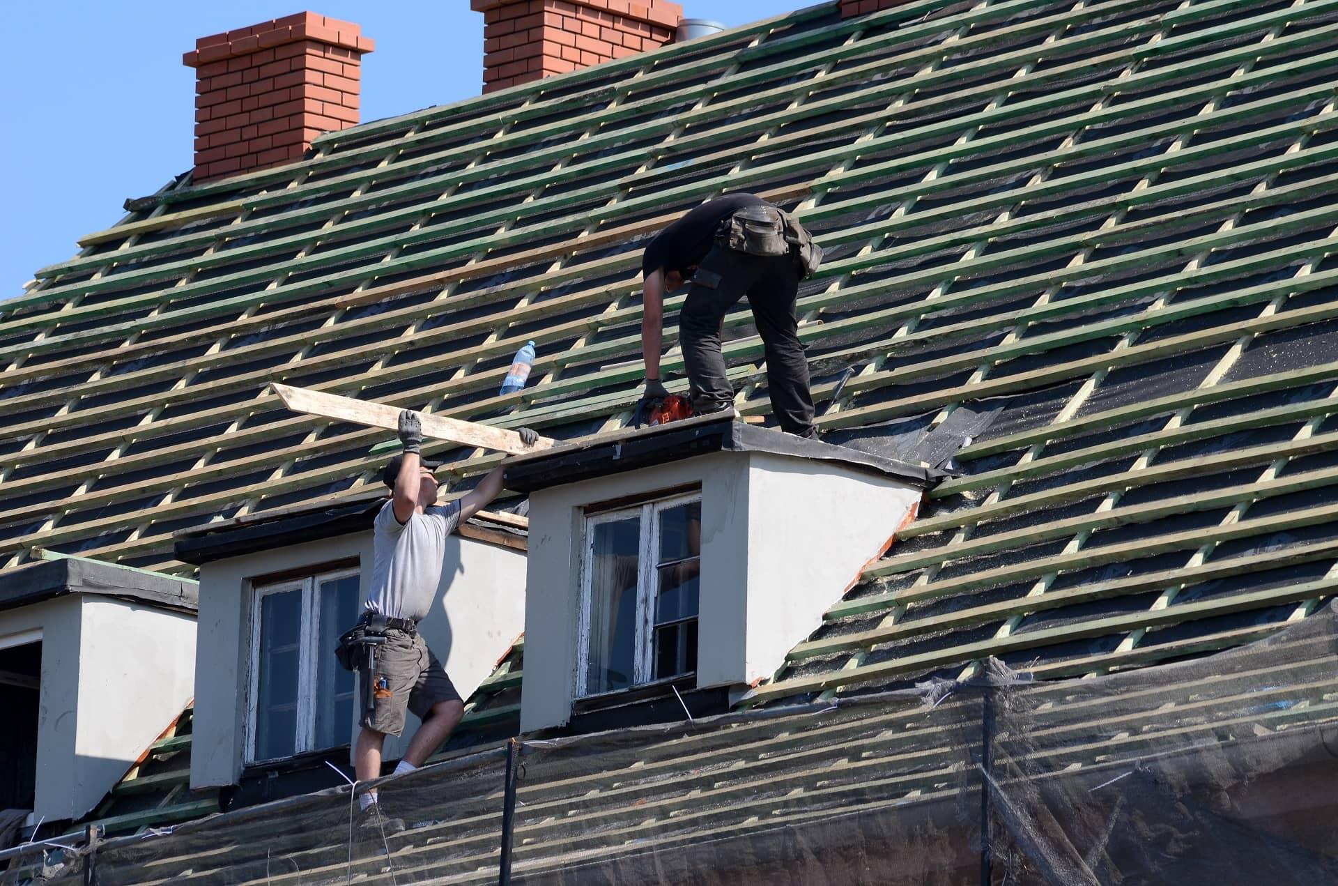 Roof repair in Yonkers NY