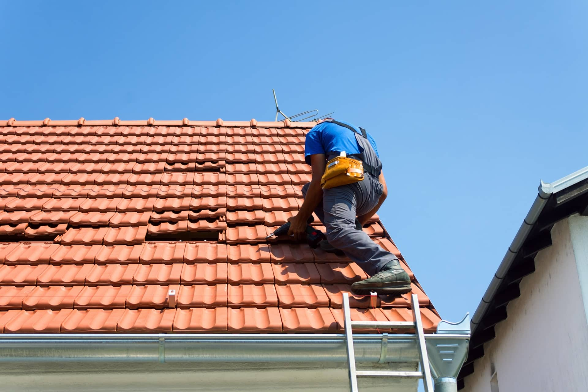 Roofing contractor in Yonkers NY