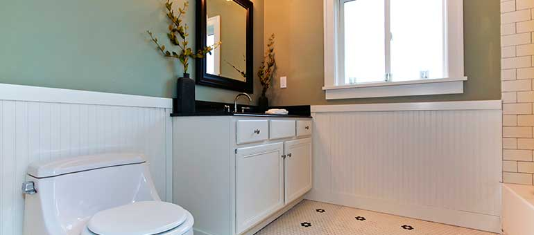 Bathroom renovation in Westchester County NY