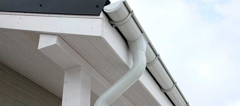 Gutter installation in Westchester County NY