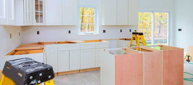 Kitchen renovation in Westchester County NY