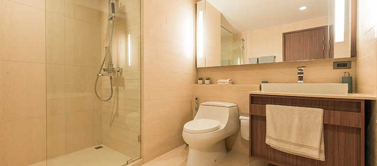 Quality bathroom designs