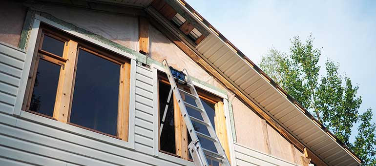 Siding repair in Westchester County NY